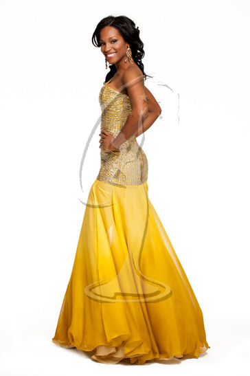 Nicaragua - Evening Gown