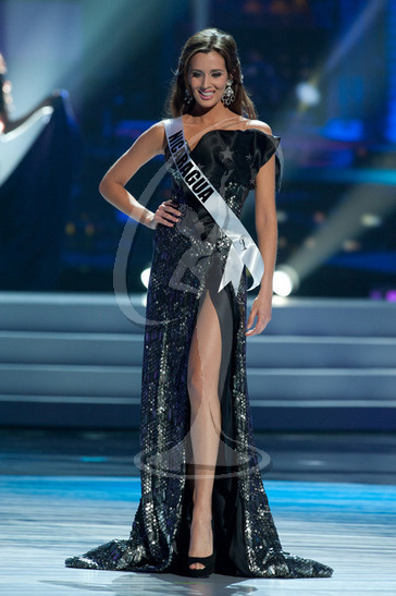 Nicaragua - Preliminary Competition Gown