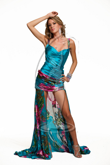 Aruba - Evening Gown