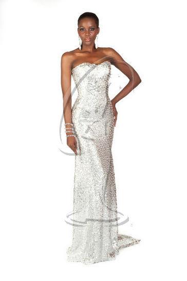 Aruba - Evening Gown