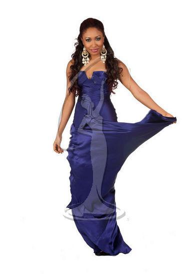 Nigeria - Evening Gown