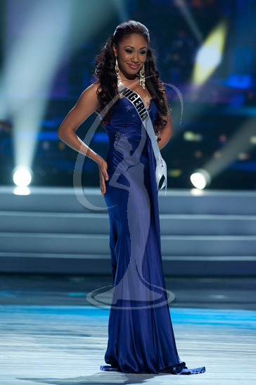 Nigeria - Preliminary Competition Gown