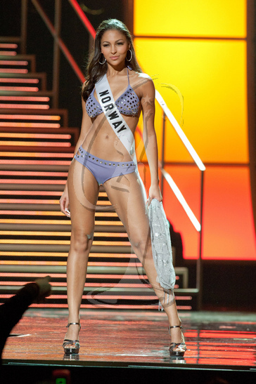 Norway - Preliminary Competition Swimwear