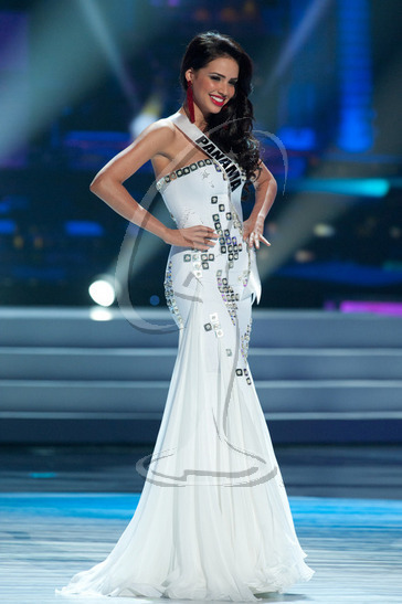 Panama - Preliminary Competition Gown
