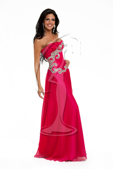 Paraguay - Evening Gown