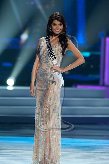 Philippines - Preliminary Competition Gown