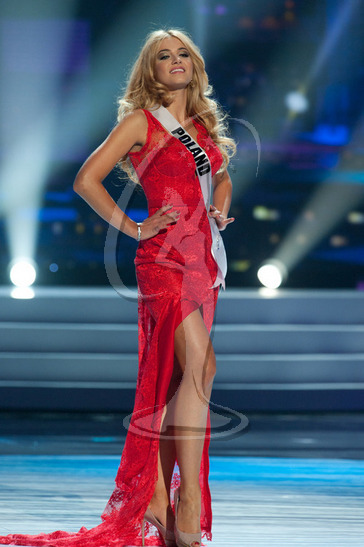Poland - Preliminary Competition Gown