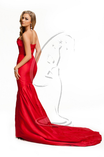 Puerto Rico - Evening Gown