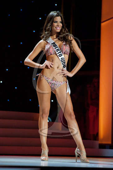 Puerto Rico - Preliminary Competition Swimwear