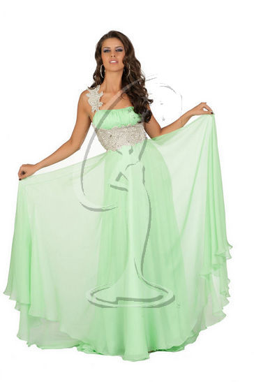 Russia - Evening Gown