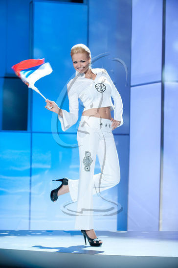 Serbia - National Costume