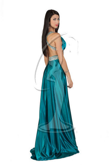 Slovenia - Evening Gown
