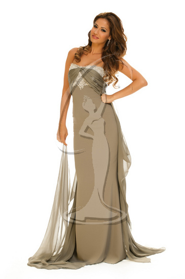 Spain - Evening Gown