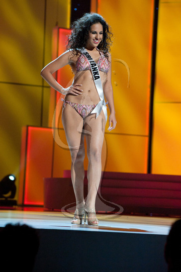 Sri Lanka - Preliminary Competition Swimwear