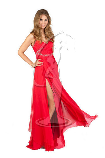 Switzerland - Evening Gown