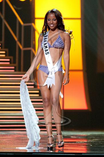 Bahamas - Preliminary Competition Swimwear