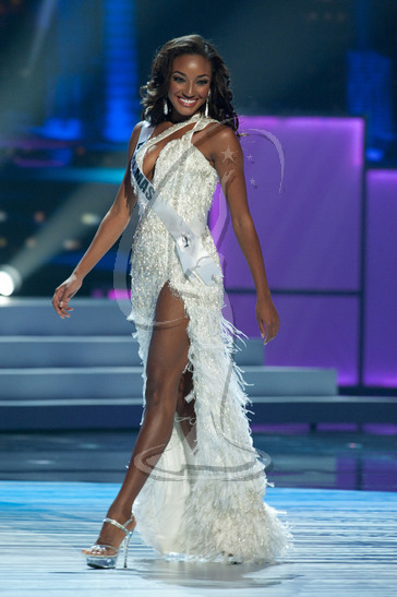 Bahamas - Preliminary Competition Gown