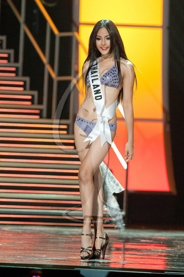 Thailand - Preliminary Competition Swimwear