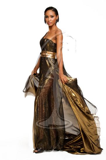 Trinidad & Tobago - Evening Gown