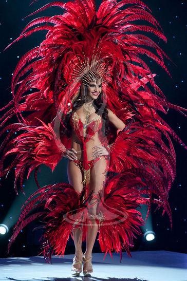 Trinidad & Tobago - National Costume