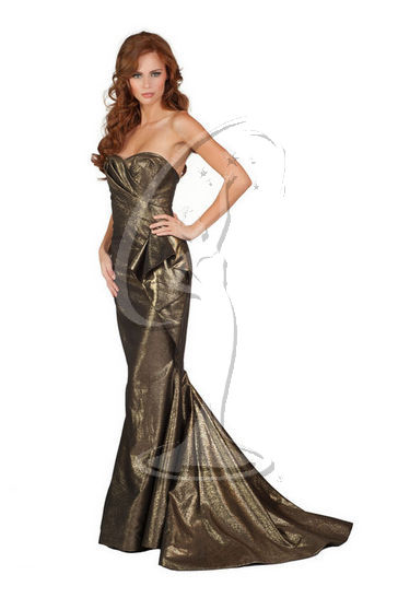 USA - Evening Gown