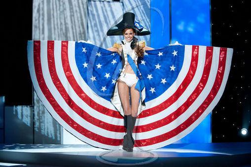USA - National Costume