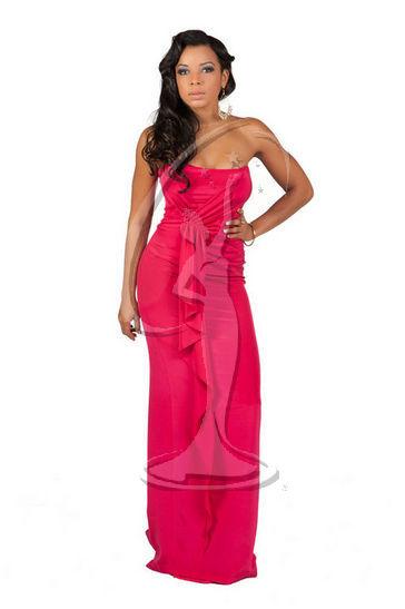 U.S. Virgin Islands - Evening Gown