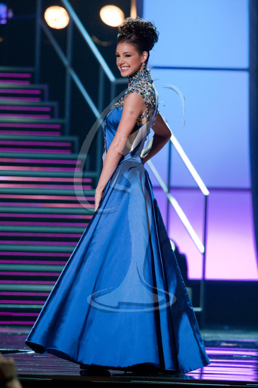 Venezuela - Preliminary Competition Gown