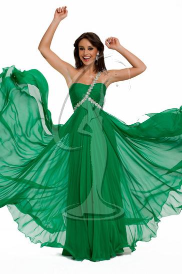 Bolivia - Evening Gown