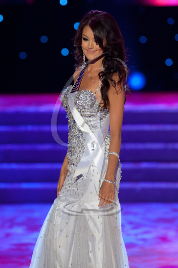 Hawaii - Preliminary Competition Gown