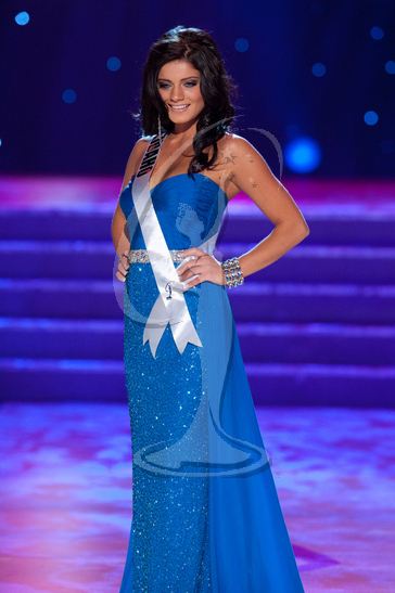 Idaho - Preliminary Competition Gown