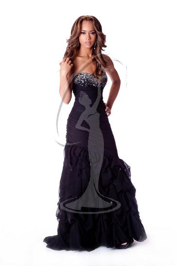 Kentucky - Evening Gown