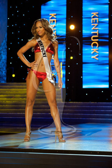 Kentucky - Preliminary Competition Swimwear
