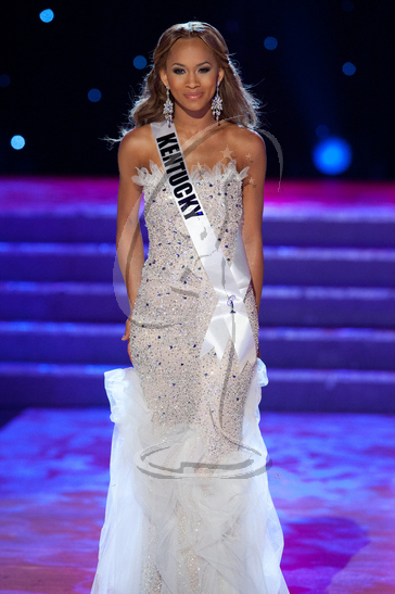 Kentucky - Preliminary Competition Gown