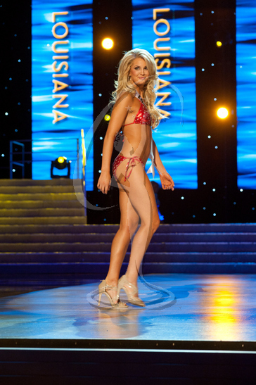 Louisiana - Preliminary Competition Swimwear