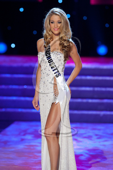 Massachusetts - Preliminary Competition Gown