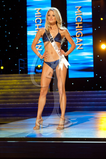 Michigan - Preliminary Competition Swimwear
