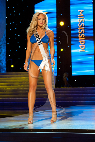 Mississippi - Preliminary Competition Swimwear