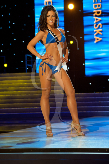 Nebraska - Preliminary Competition Swimwear