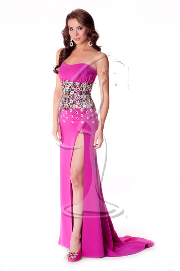 New Jersey - Evening Gown