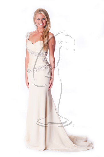 New York - Evening Gown