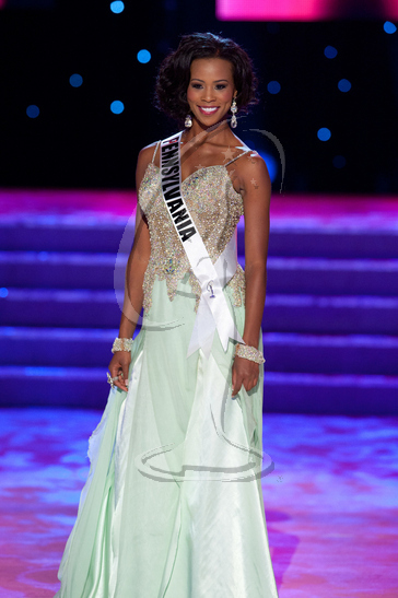 Pennsylvania - Preliminary Competition Gown