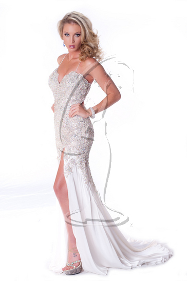 Rhode Island - Evening Gown