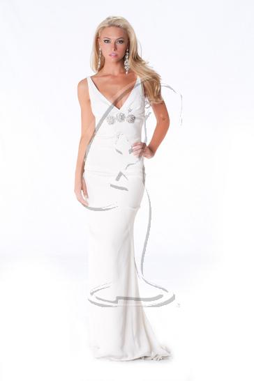 South Carolina - Evening Gown