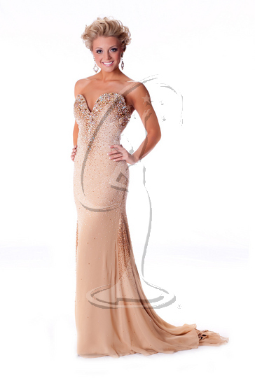 South Dakota - Evening Gown