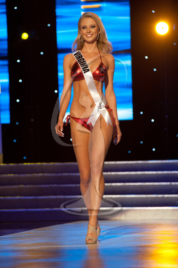 Virginia - Preliminary Competition Swimwear