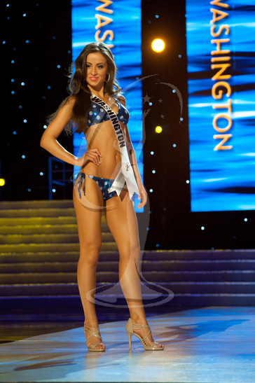 Washington - Preliminary Competition Swimwear