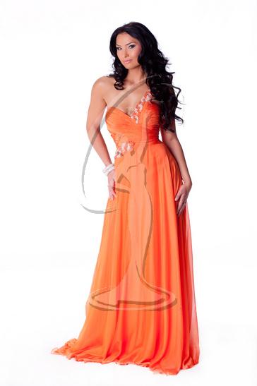 Alaska - Evening Gown