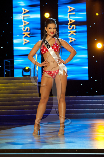Alaska - Preliminary Competition Swimwear