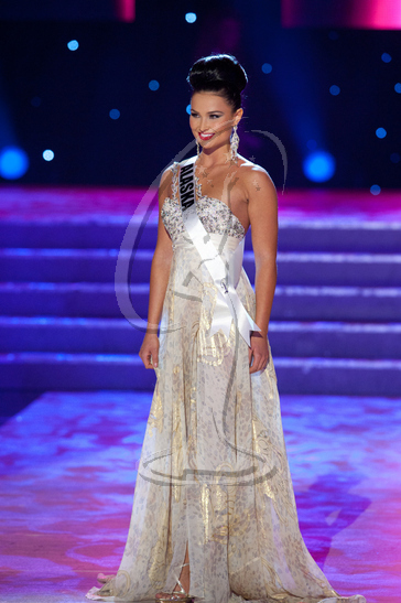 Alaska - Preliminary Competition Gown